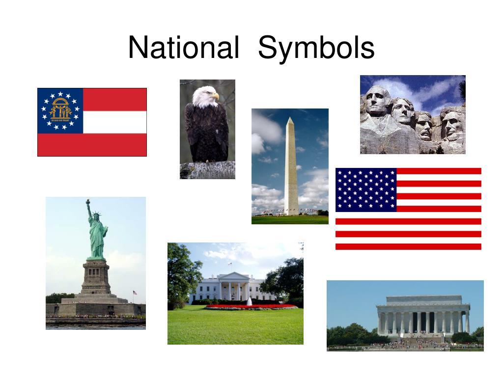 national symbols l.