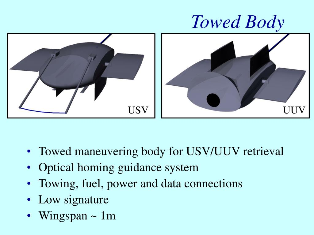 Towed Body