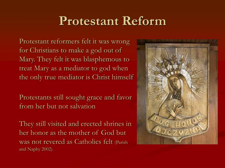 Protestant Reform