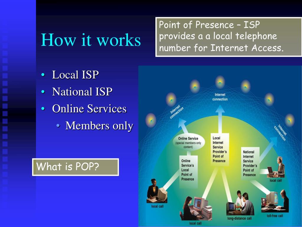 Local ISP