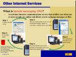 other internet services47