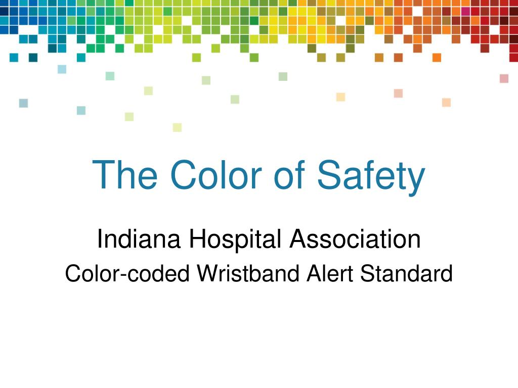 the color of safety l.