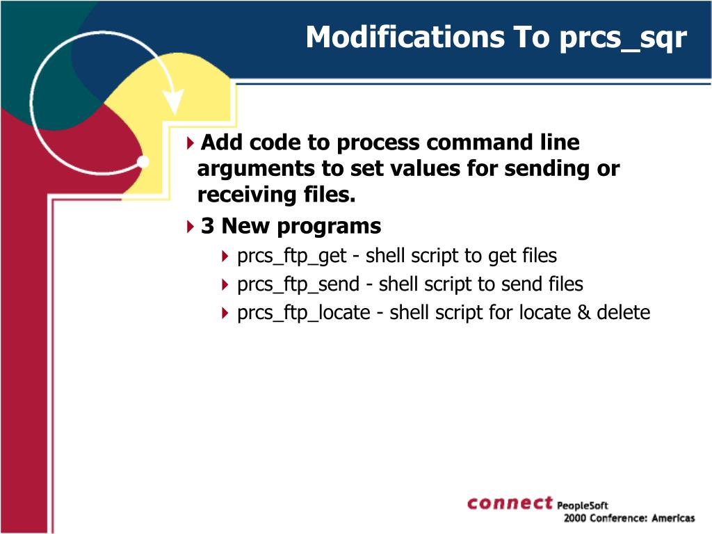 PPT - Using The Process Scheduler To Send Email & FTP Files