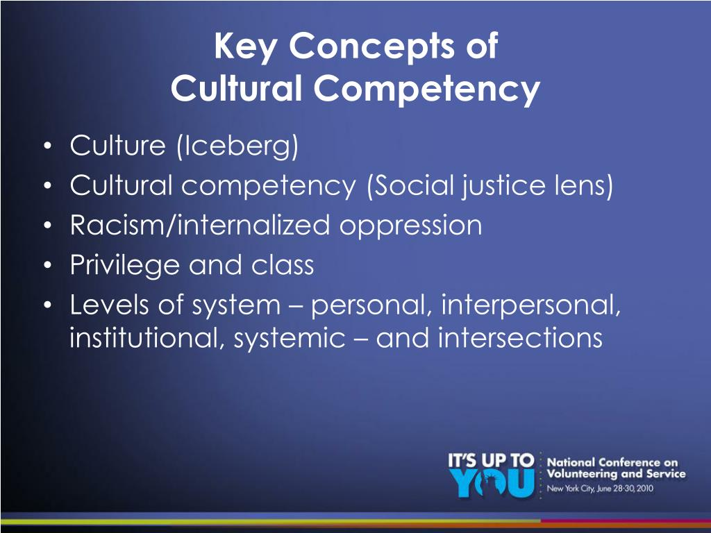 Key Concepts of