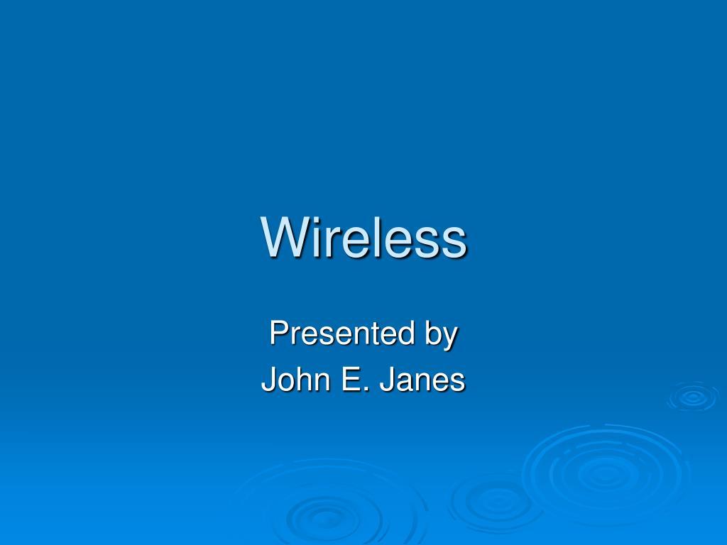 wireless l.