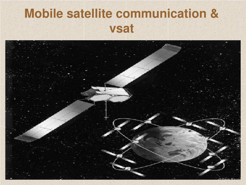 mobile satellite communication vsat l.