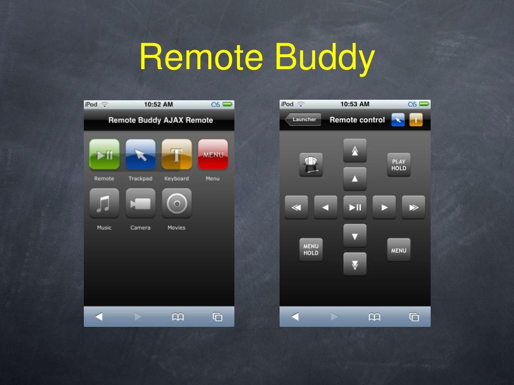 Remote Buddy