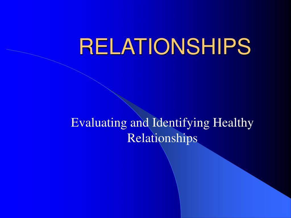 relationships l.