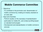 mobile commerce committee22