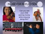 pause for reflection7