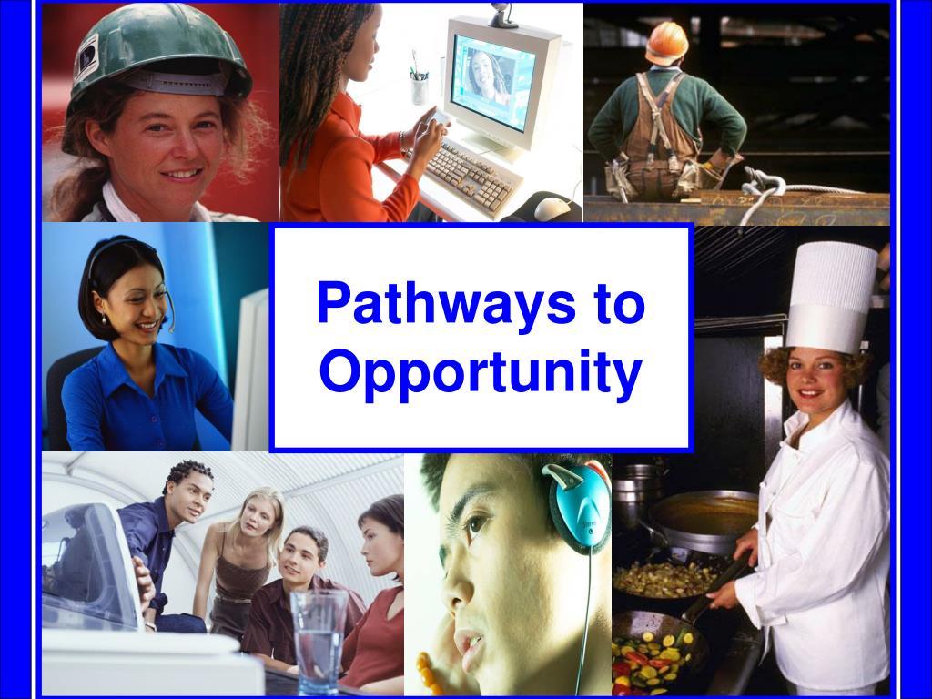 Pathways to