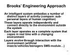 brooks engineering approach77