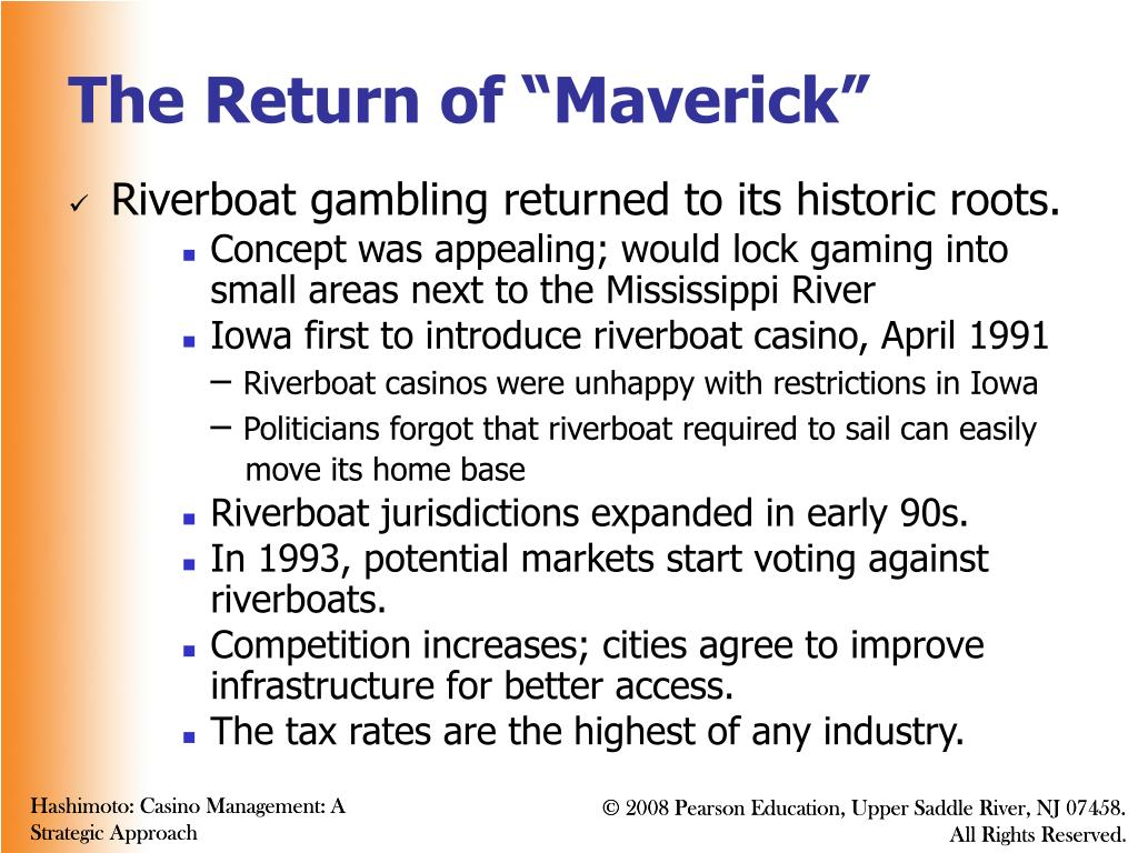 "The Return of ""Maverick"""