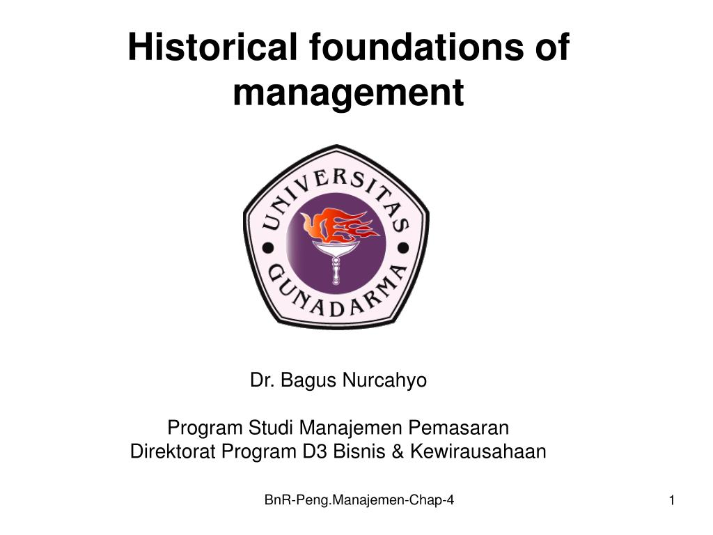 historical forces of management Our working model of the strategic management process is set out in figure 11 this is a model that works for us in terms of organizing our thinking about strat- egy and our attempts to understand the strategic issues facing particular firms.
