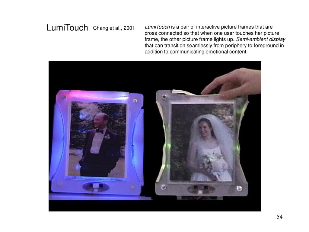 LumiTouch