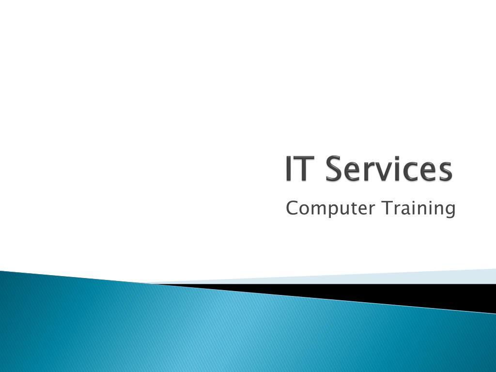 it services l.