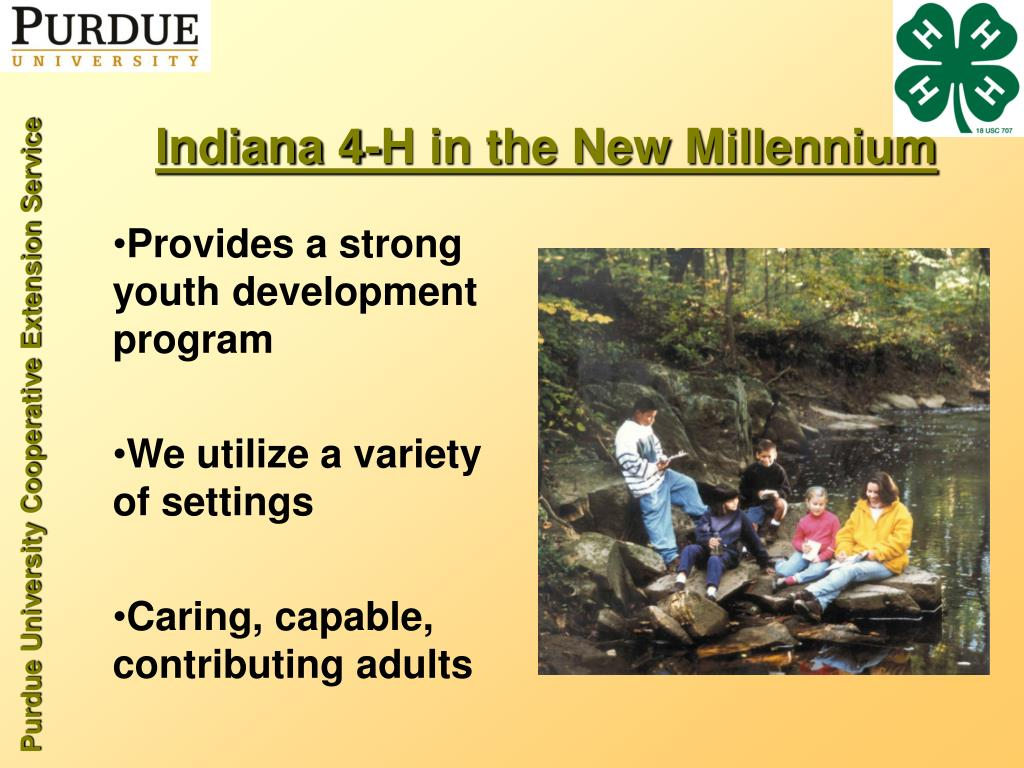 Provides a strong youth development program