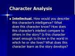 character analysis14