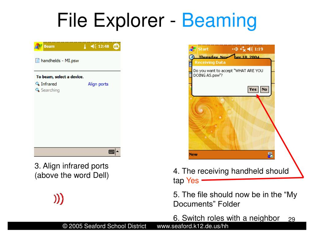 File Explorer -