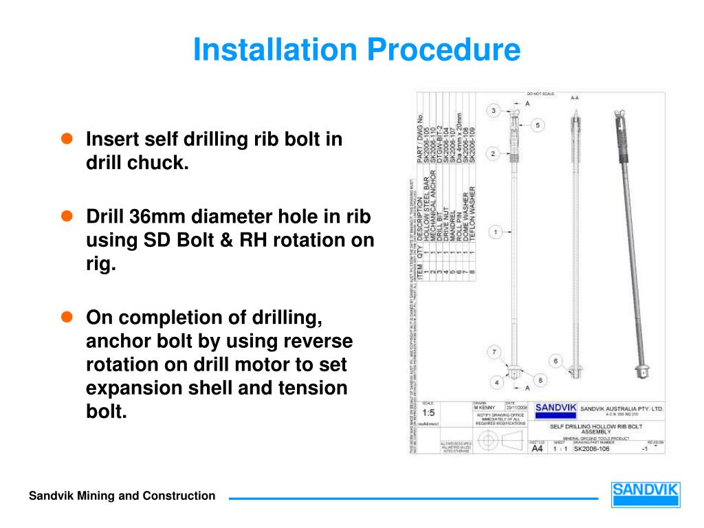 PPT - Self Drilling Bolt PowerPoint Presentation - ID:299989