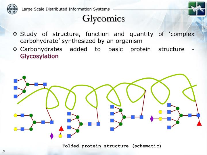 Glycomics