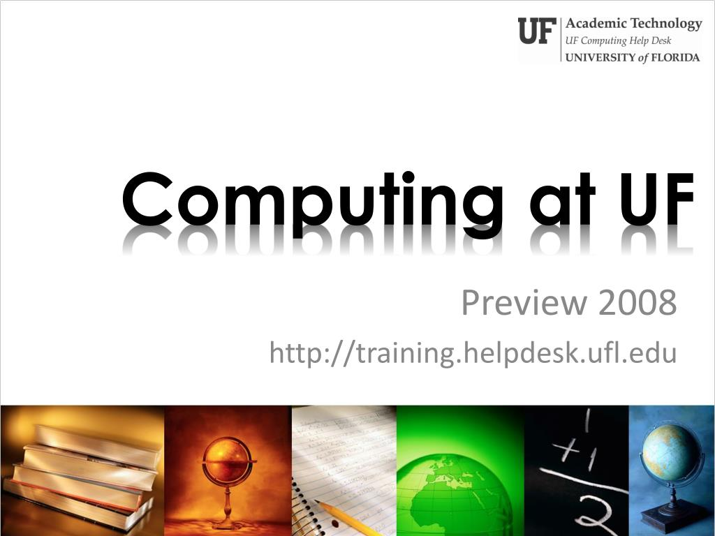 computing at uf l.
