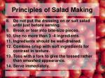 principles of salad making1