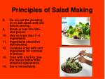 principles of salad making7
