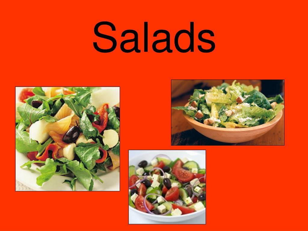 salads l.