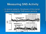 measuring sns activity7