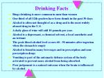 drinking facts