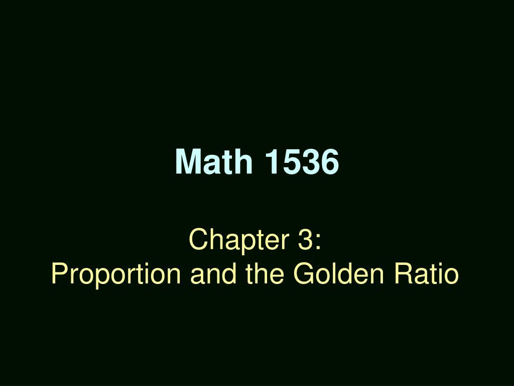 math 1536 l.