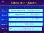 classes of ip addresses9