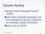 dynamic routing52