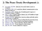 2 the peace treaty development 2