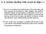 3 2 articles dealing with vessels ships 1