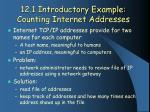 12 1 introductory example counting internet addresses