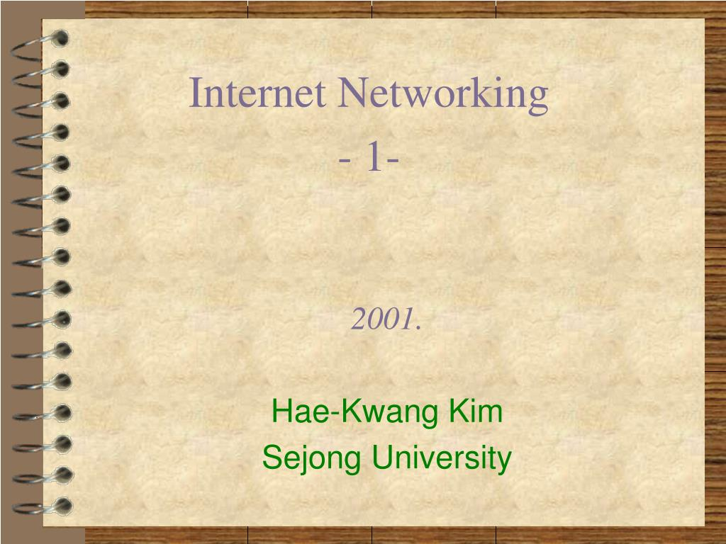 2001 hae kwang kim sejong university l.