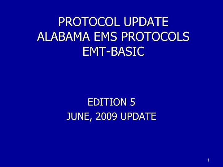 protocol update alabama ems protocols emt basic n.