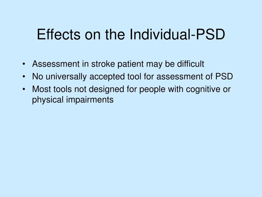 Assessment in stroke patient may be difficult
