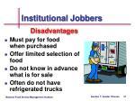 institutional jobbers21
