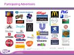 participating advertisers
