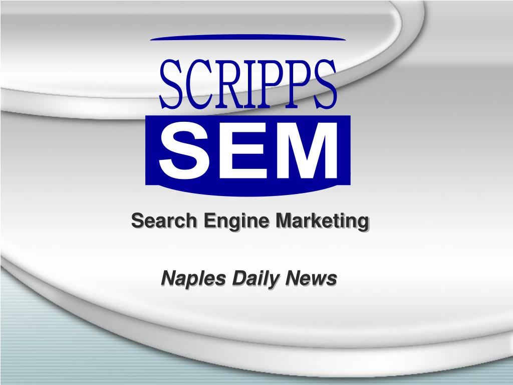 search engine marketing naples daily news l.