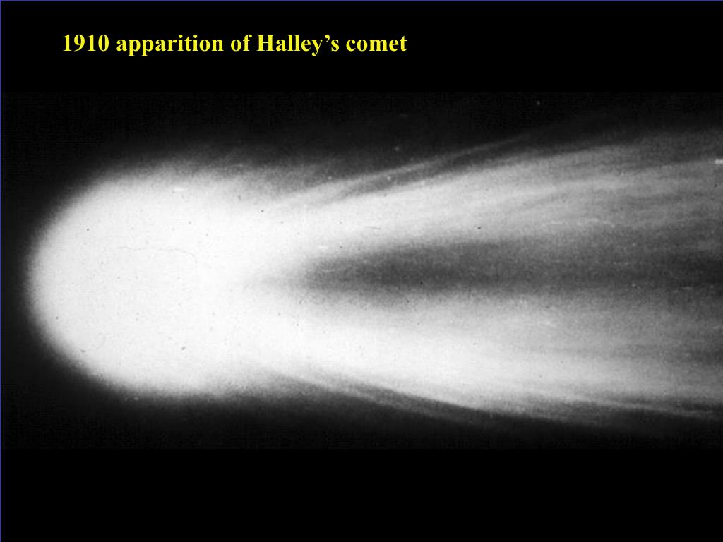 1910 apparition of Halley's comet