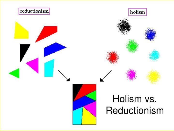 Ppt Holism Vs Reductionism Powerpoint Presentation Id301559