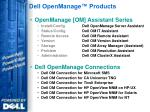 dell openmanage products11