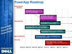 powerapp roadmap