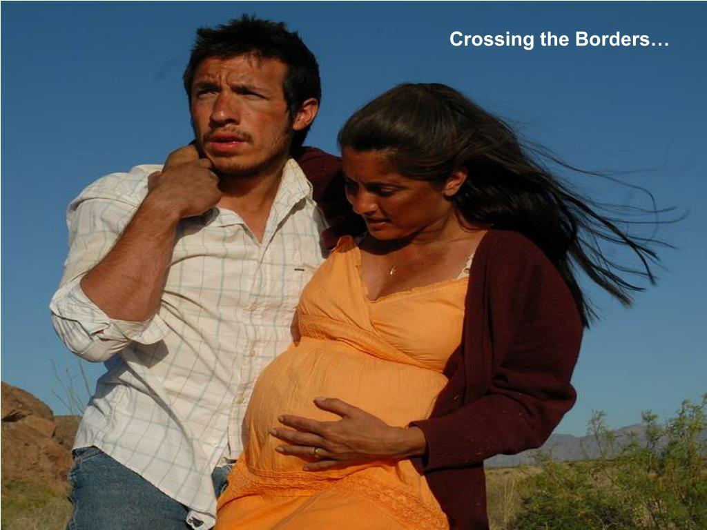 Crossing the Borders…