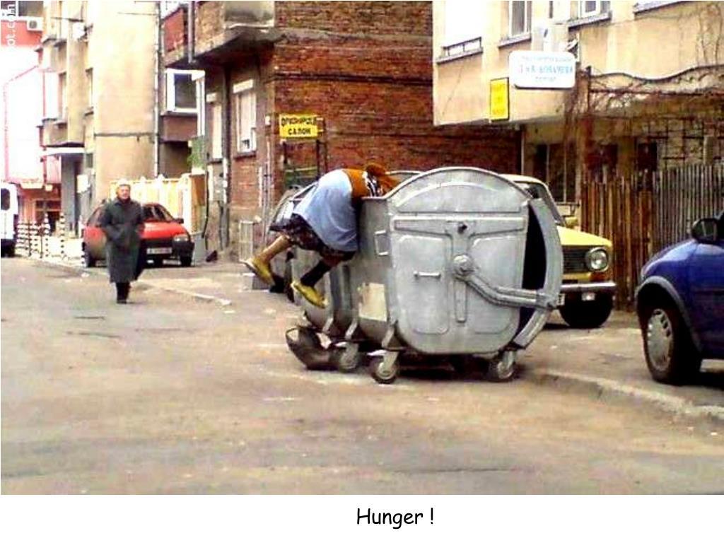 Hunger !