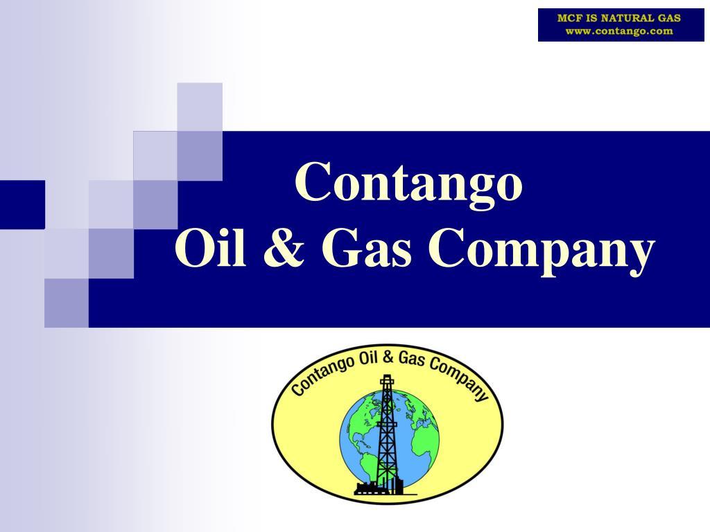 contango oil gas company l.